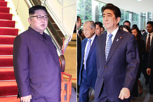 Shinzo Abe now wants to meet