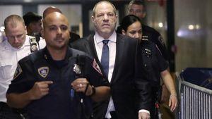 Harvey Weinstein sued by