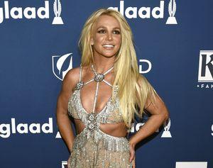 Britney Spears appears in
