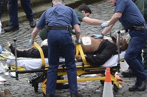 British Parliament attacker