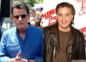 Charlie Sheen Denies Corey