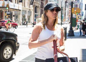 Jennifer Aniston Bares Her