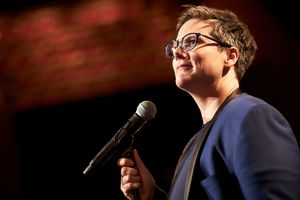Comedian Hannah Gadsby for