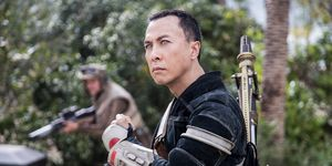 Rogue One's Donnie Yen Is