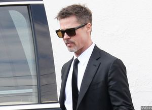 Brad Pitt to Remove His