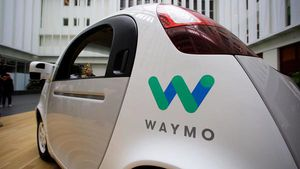 Waymo is the first company to