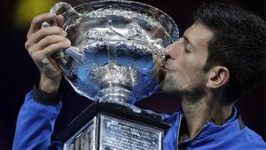 Djokovic thrashes Nadal to win