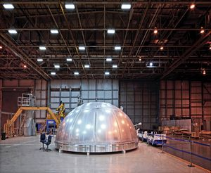 Behind the Scenes as NASA