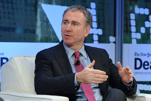 Ken Griffin banked a whopping