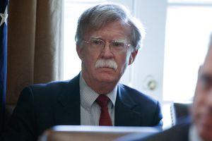 John Bolton Takes the Lead as