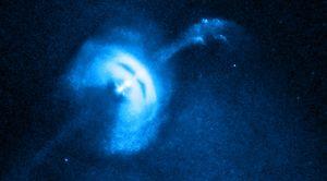 Neutron star 'glitch' offers
