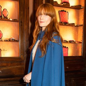 Gucci Hosted a Florence Welch