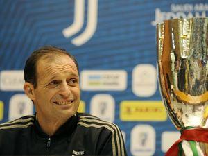 Allegri: Supercoppa clash