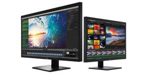 LG UltraFine 4K, 5K monitors