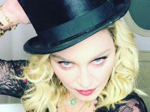Madonna Shares Family Portrait