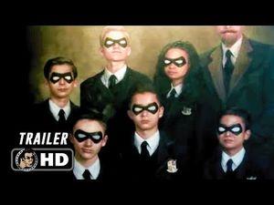 The Umbrella Academy Trailer