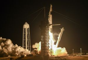 SpaceX, Boeing compete to