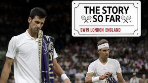 Wimbledon 2018: Djokovic v