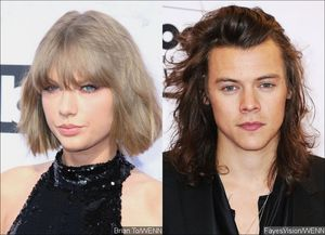 Report: Taylor Swift and Harry