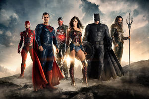 Everything 'Justice League'