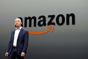 Amazon pays no federal income