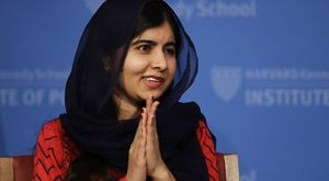 Malala Yousafzai Honored by