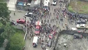 Brazil school shooting: Deadly