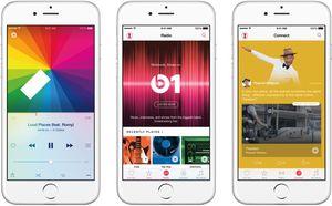Apple Music Beats Spotify in