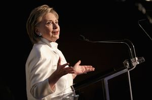 Hillary Clinton Denounces