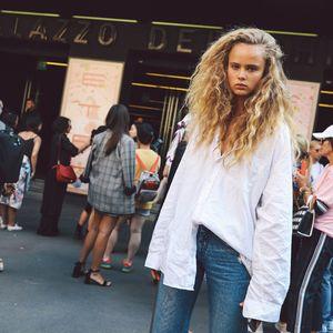 The Best Street Style Beauty