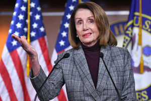 House Democrats accuse Pelosi