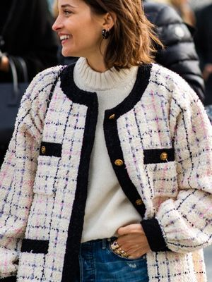 16 Seriously Chic Tweed Pieces