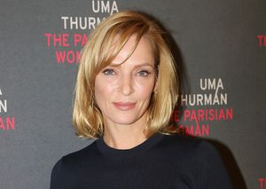 Uma Thurman Denounces Harvey