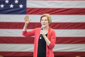 Elizabeth Warren reportedly