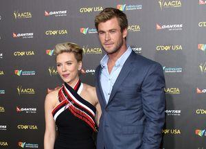 'Avengers' stars Chris