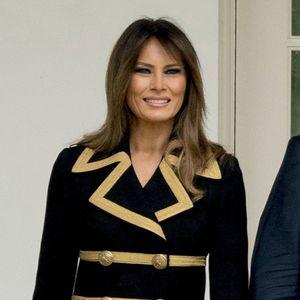 Melania Trump Wears Dolce &