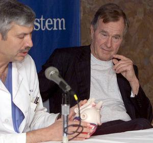 George H. W. Bush's Heart