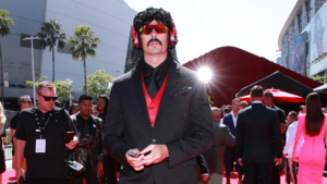 Why is Dr Disrespect banned on