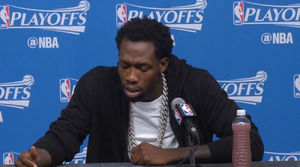 Patrick Beverley on Russell