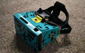 Nintendo Labo VR mod prepares