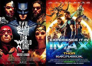 'Justice League' Underperforms