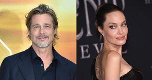 Brad Pitt Fires Back At Ex