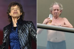 As Mick Jagger heads for heart