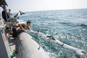 The US Navy Wants Undersea Gas