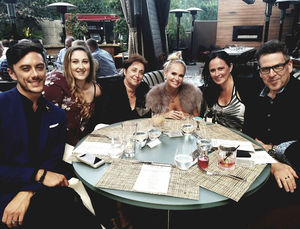 Kristin Chenoweth Celebrates