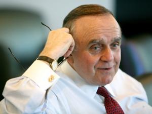 Billionaire investor Leon