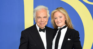 At 78, Ralph Lauren Was Still