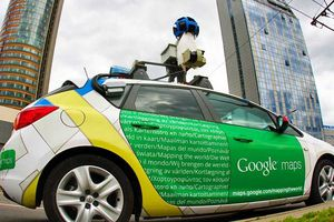 How Google Street View lets