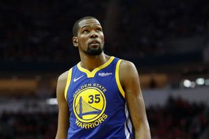 Kevin Durant: 'I'm Just