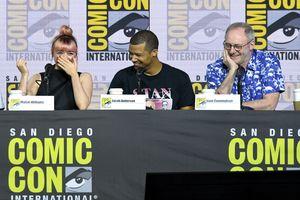 Comic-Con exec reminds crowd